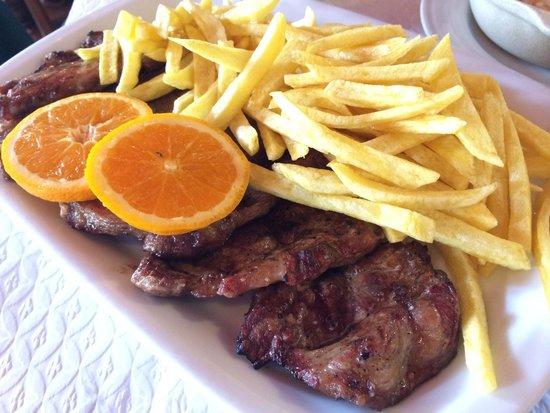 Dom Sebastião : Excelente prato! Muito saboroso e deu para dois.