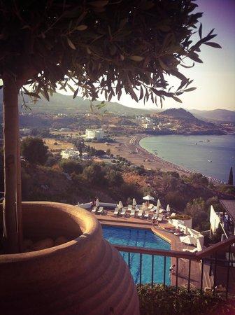 Lindos Mare Hotel: Heaven:)