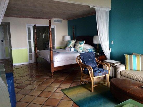 Ocean Key Resort & Spa, A Noble House Resort: Camera suite boutique