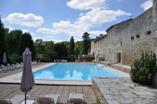 piscine picture of chateau de perigny vouille tripadvisor
