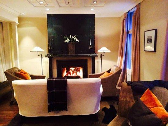 Eichardt's Private Hotel: Suite