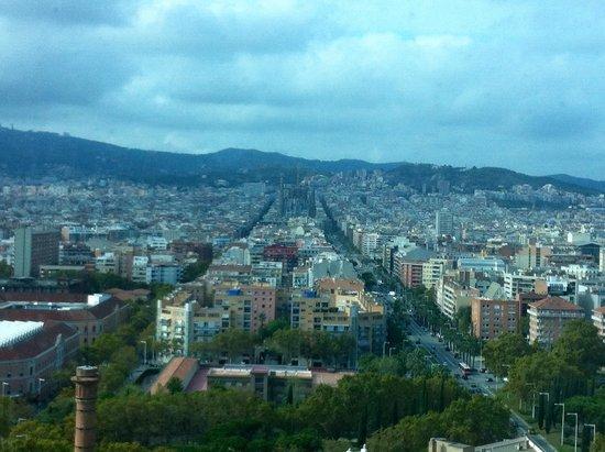 Hotel Arts Barcelona: Vistas desde la habitación