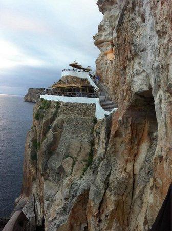 Cova d'en Xoroi: Menorca