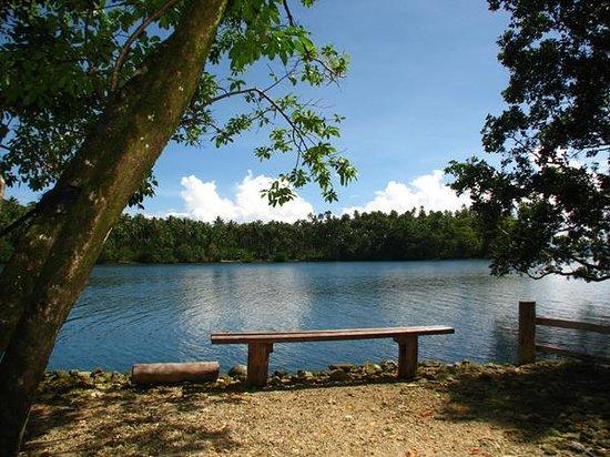 Titiru Eco Lodge : Relax area at Tititu Eco Lodge