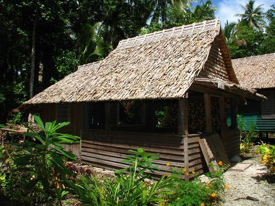 Open air Kitchen at Titiru Eco Lodge