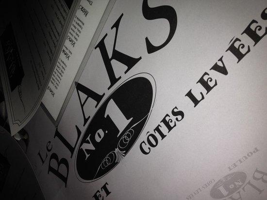 Le Blaks No. 1: Le Blaks No.1