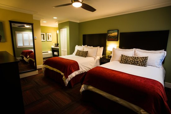 Best Western The Inn Of Los Gatos: Newly renovated Double room