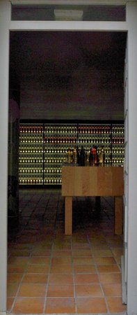 Église Sainte-Radegonde de Talmont  : Un marchand de vin