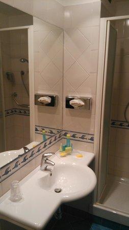 Hotel Dei Congressi: Foto del bagno