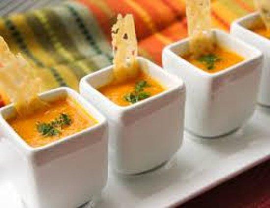 Athiri: maroccan carrot soup