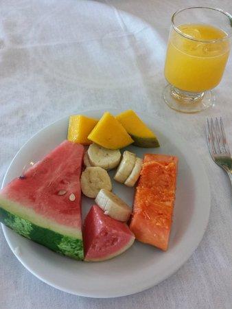 Pousada Ecoporto: breakfast