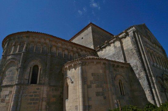 Église Sainte-Radegonde de Talmont  : Sainte Radegonde