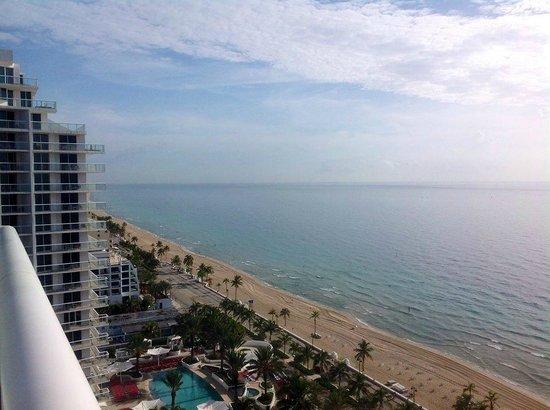 W Fort Lauderdale: Ocean front views