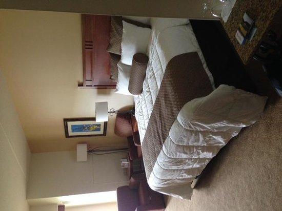 Inn of the Mountain Gods Resort & Casino: comfortable bed