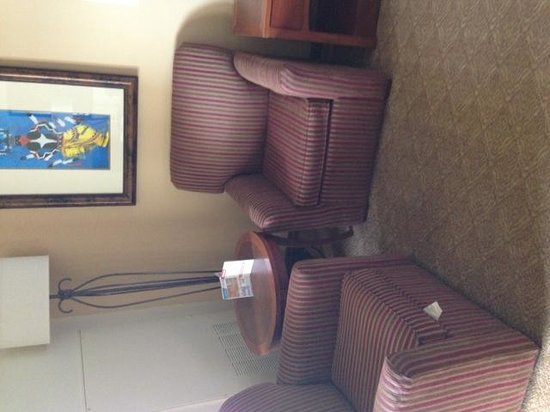 Inn of the Mountain Gods Resort & Casino: sitting area