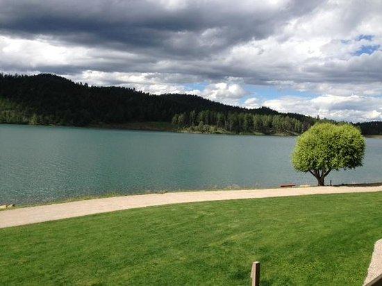 Inn of the Mountain Gods Resort & Casino: view from room