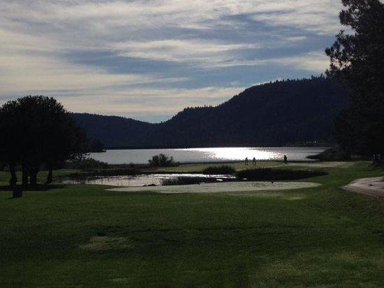 Inn of the Mountain Gods Resort & Casino: golf course