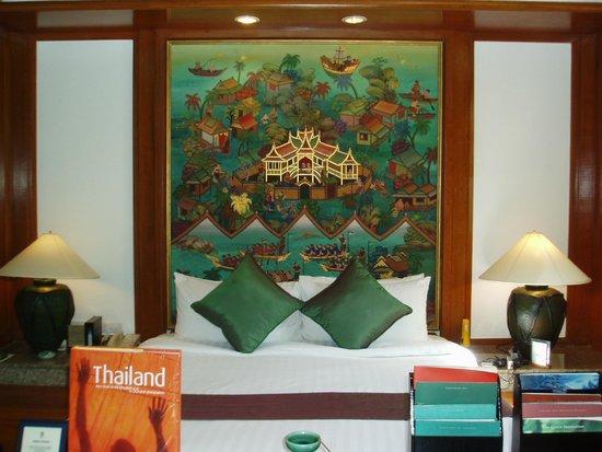 Banyan Tree Phuket: Beatiful Thai Painting