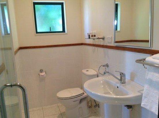 Andrea's Bed & Breakfast: Cottage ... bathroom