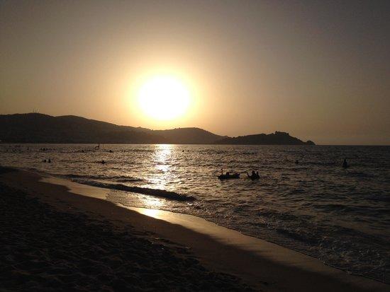 Mehari Tabarka : Spiaggia