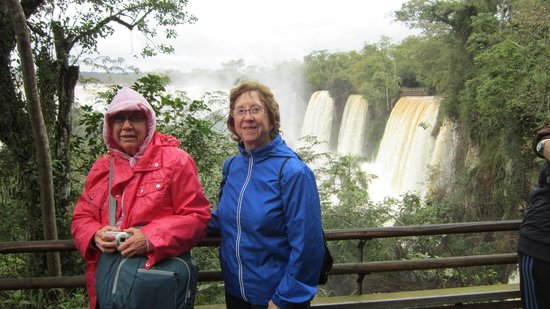 Belmond Hotel das Cataratas: Bring rain gear to experience the falls up close