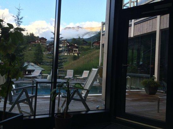 Hotel Matterhorn Focus: Espace jaccuzi