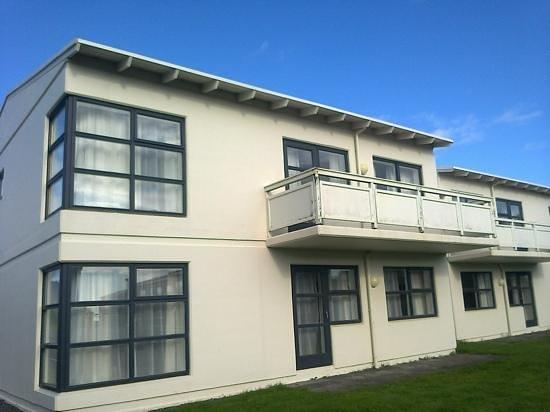 Hotel Hofn: habitación con terraza