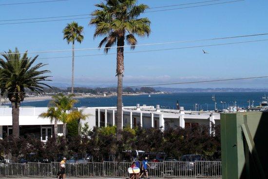 Seaway Inn: view from 239