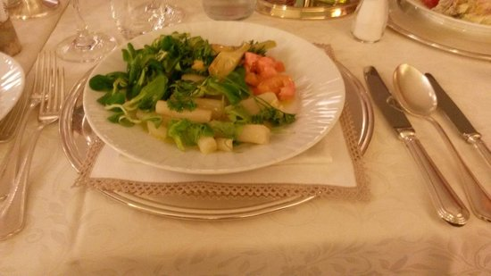 Hotel San Lorenzo: Gran cocina