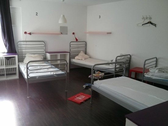 Station Hostel for Backpackers: 5 bed room
