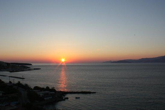 Miramare Resort & Spa : Widok z naszego balkonu