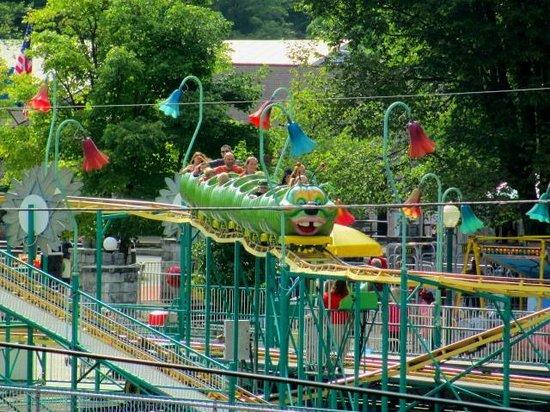 DelGrosso's Amusement Park: Wacky Worm
