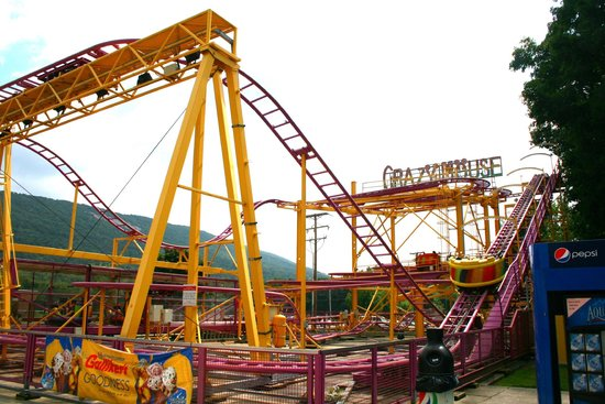DelGrosso's Amusement Park: Crazy Mouse