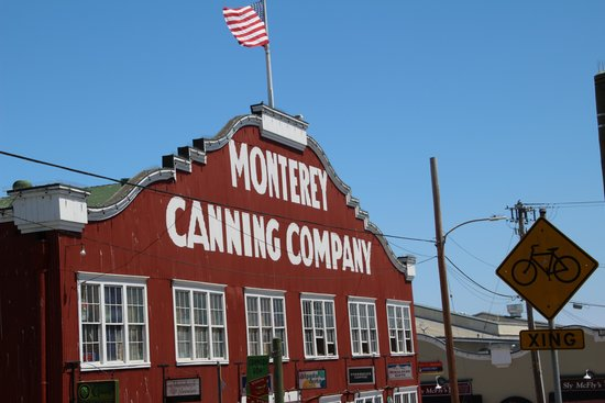 Cannery Row: Monterey Canning Company