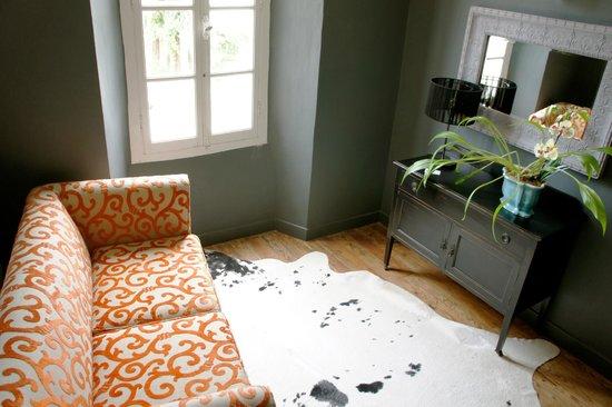 Vintage Vert : Interior details