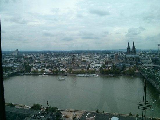 KölnTriangle: City centre
