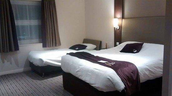 Premier Inn Southampton (Eastleigh) Hotel: Beds