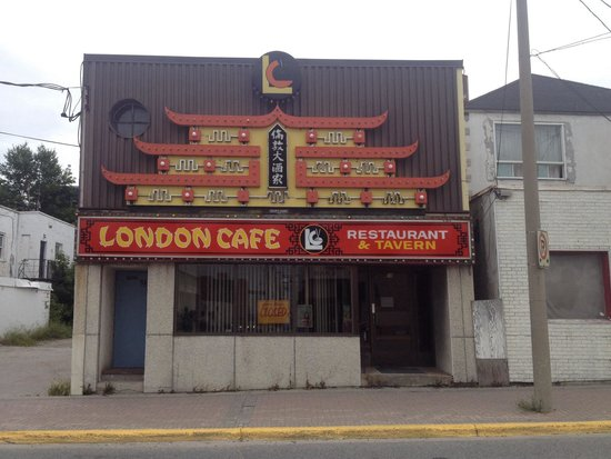 London Cafe Timmins Phone Number