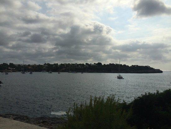 PURAVIDA Resort Blau PortoPetro: View from the Buffet Restaurant (Vidourmet at Ran de Mar)