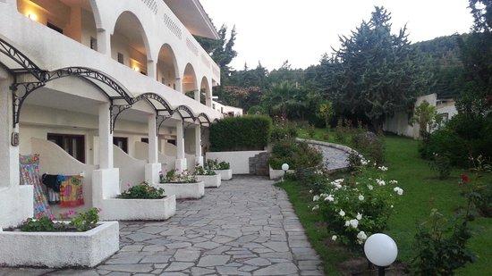 Macedonian Sun Hotel: rooms