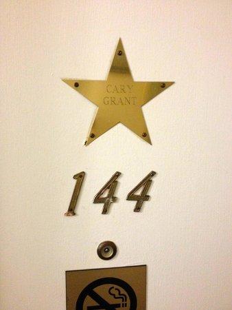 The Historic Santa Maria Inn : Cary Grant Room