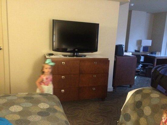Wyndham Grand Chicago Riverfront: 2 queen room