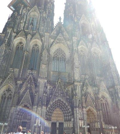 Cathédrale de Cologne : Cologne Cathedral, Germany