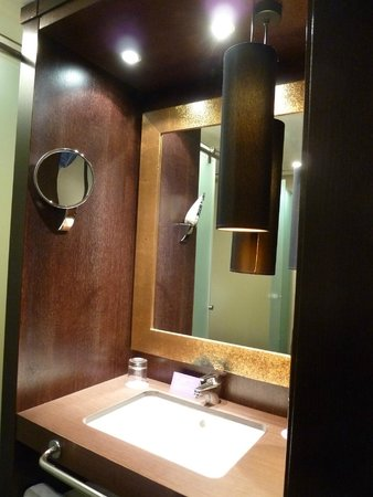 Ayre Hotel Astoria Palace: bagno