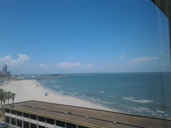 Beach View From Luxury Room Floor 7