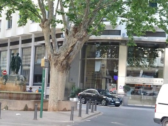 Ayre Hotel Astoria Palace : ingresso hotel