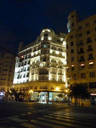Ayre Hotel Astoria Palace: plaza Ayuntamento
