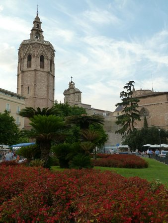 Ayre Hotel Astoria Palace: Plaza  la Reina