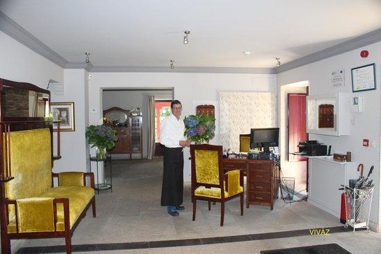 Casa das Veigas: SU PROPIETARIO, D. JOSÉ GOLPE