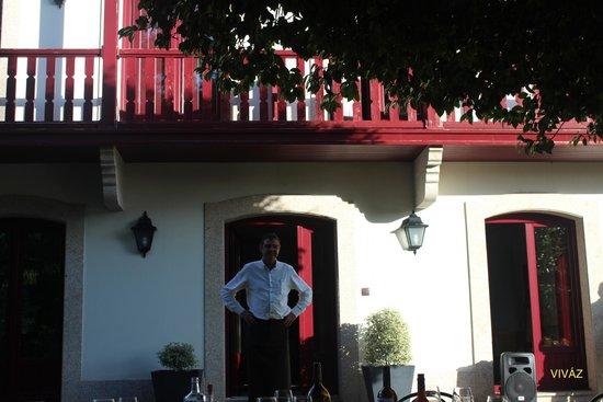 Casa das Veigas: ENTRADA PRINCIPAL